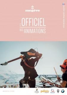 Officiel des animations - février/mars 2019