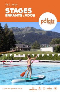 Le Palais | Stages enfants/ados été