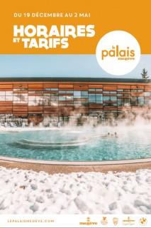 Le Palais - horaires & tarifs HIVER 2018-19
